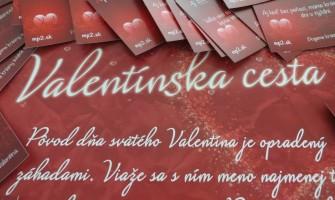 Sviatok zamilovaných v Prešove 2014