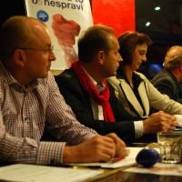 Kandidáti na primátora Prešova diskutovali s mladými