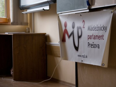 Workshop pre nových členov MP2 na mládežníckej konferencii