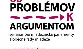 Po školení Od problémov k argumentom