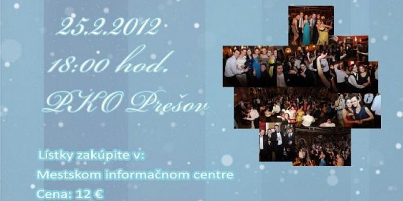 Pozývame na II. ročník mládežníckeho plesu